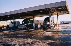 Fuel Saving Tips - Truck Stop