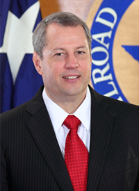 Railroad Commissioner David Porter