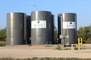 Aqueous Services Water Tanks