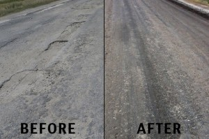 I-37 Gravel Road Frontage in Live Oak County - TxDOT