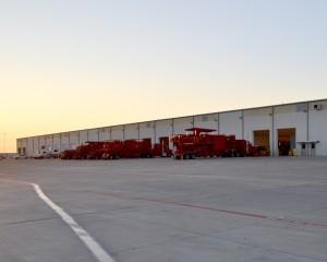 Halliburton Maintenance Facility San Antonio