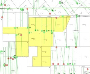 Abraxas Petroleum WyCross Eagle Ford Acreage Map - McMullen County