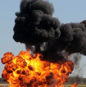 Karnes County Well Explosion