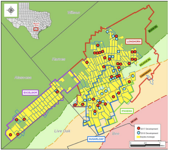 Baytex Energy in the Eagle Ford Shale