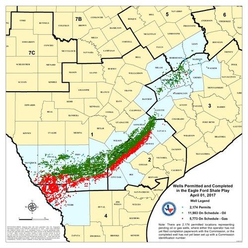 Texas Drilling Permits
