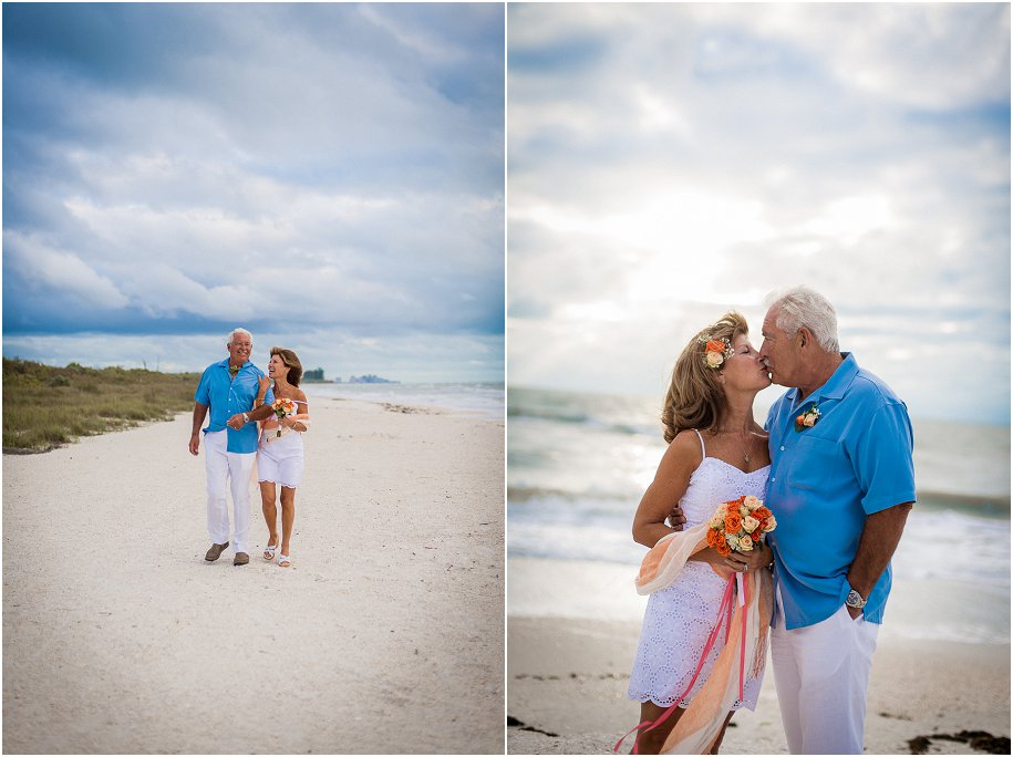 bonita springs, barefoot beach wedding