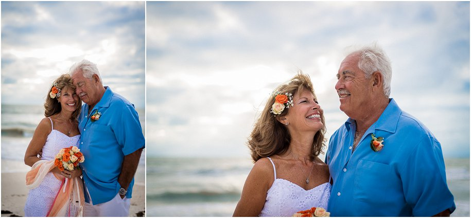 newlywed couple, wedding portraits, florida wedding photographer