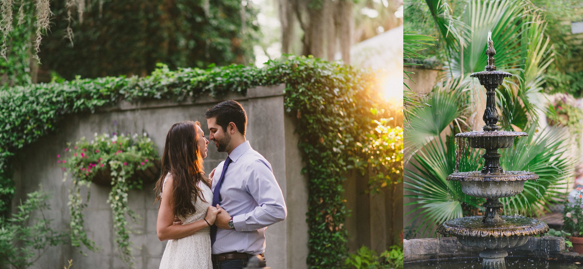 Savannah GA Wedding, savannah wedding photographer, forsyth park inn, forsyth park