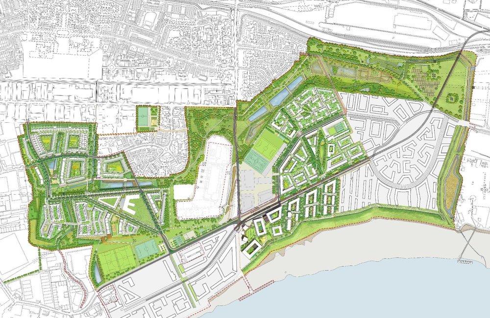 2008 Masterplan (KCAP)