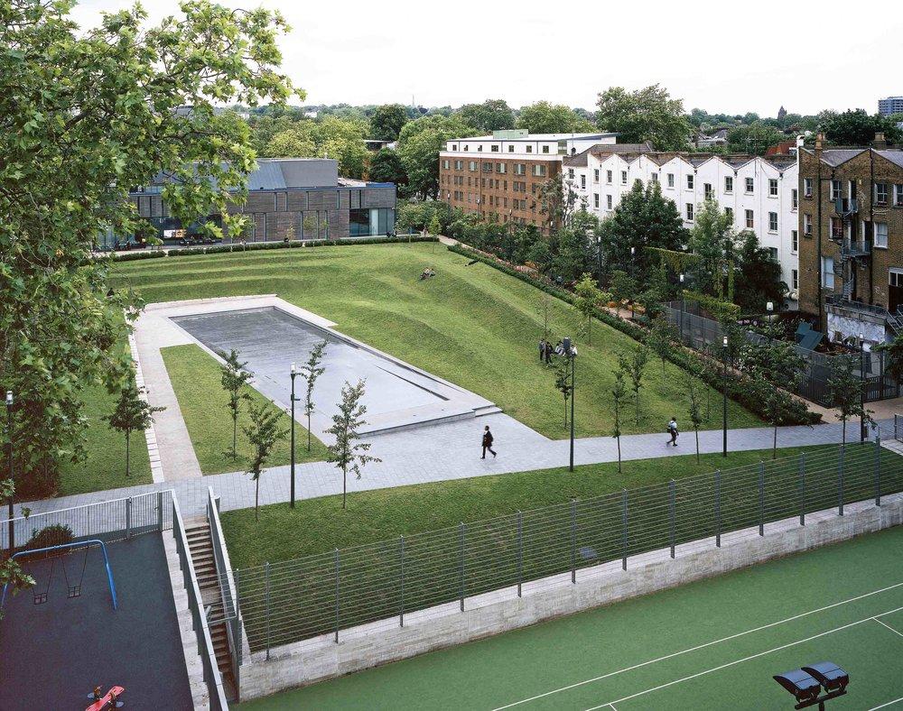 Parks + Gardens -