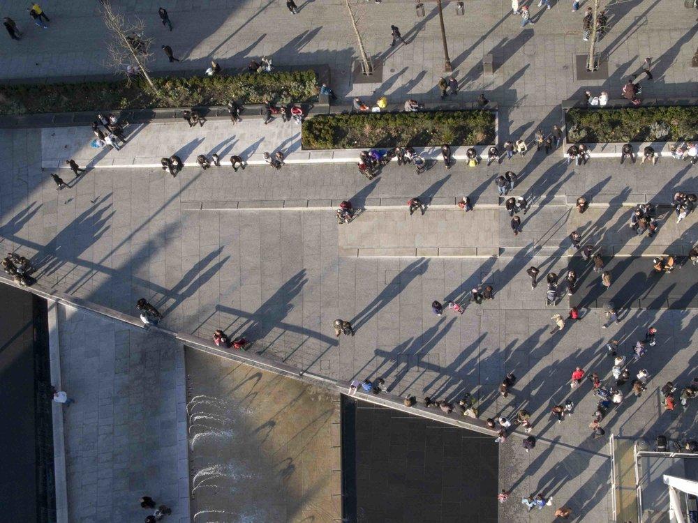Plazas -