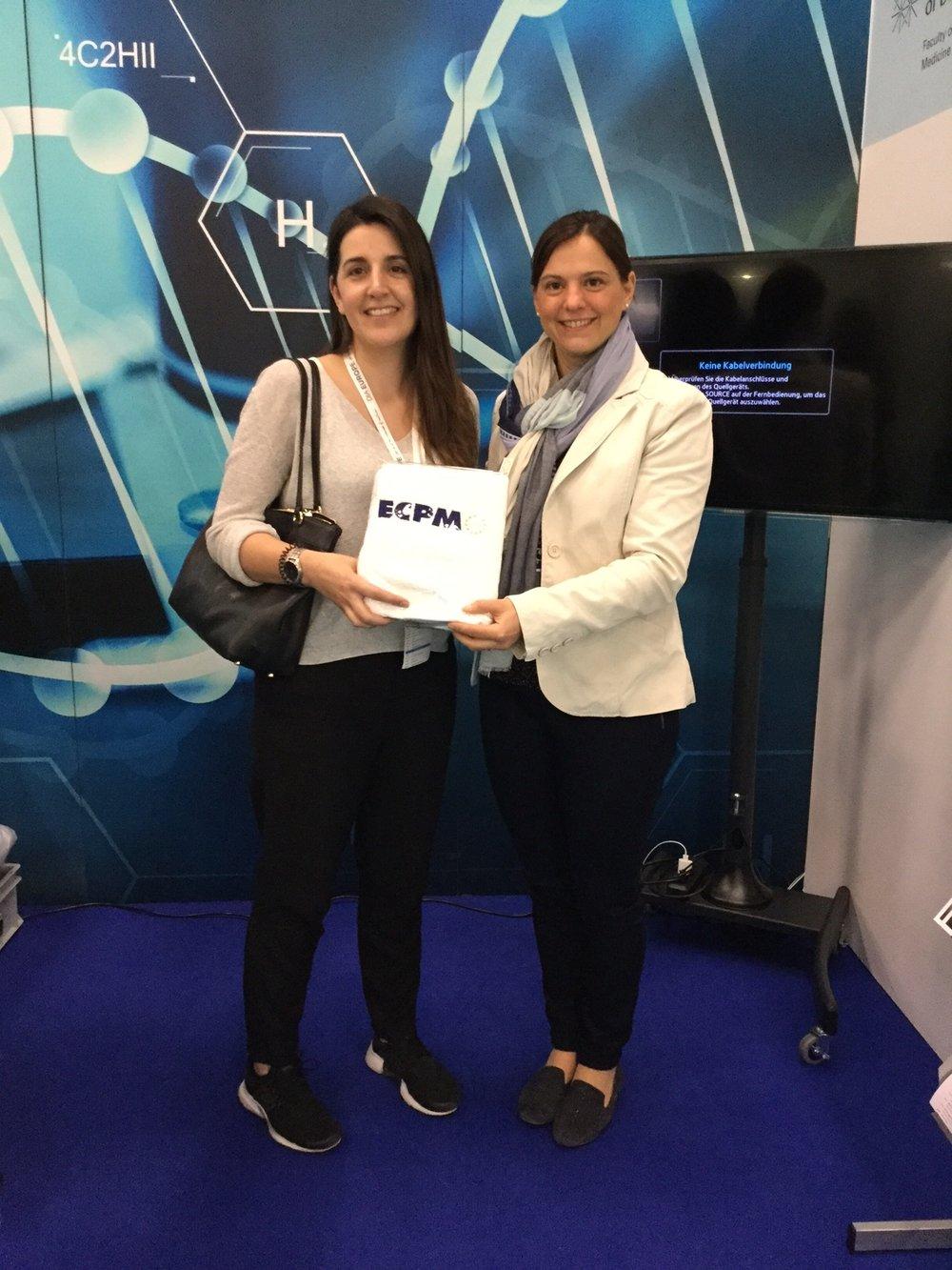 Elena Y Cristoveanu, PharmaMar, Madrid (Spain)