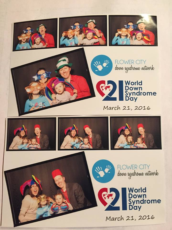 World Down Syndrome Day on March 21, 2016