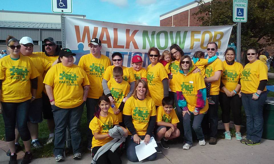 Rochester Walk Now for Autism Speaks in 2015