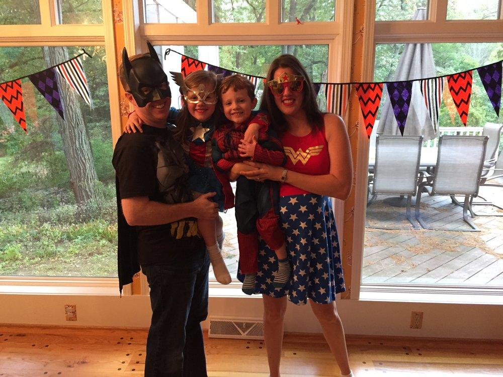 Superheroes, 2016