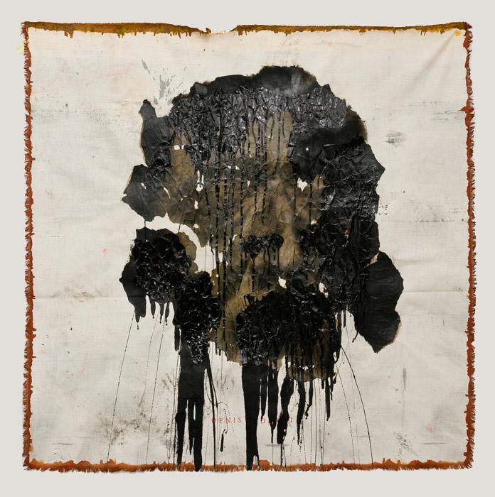 Culte des grands hommes  (Diderot) 120 x 120 cm