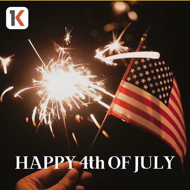 Wishing you and your family a wonderful 4th of July holiday!  #KensingtonTC #TogetherForTC