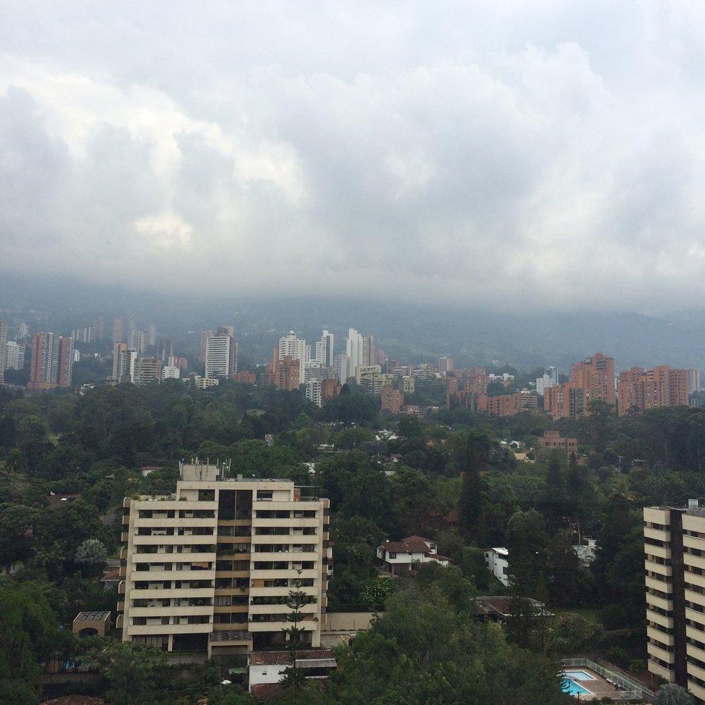 View of Santa Elena