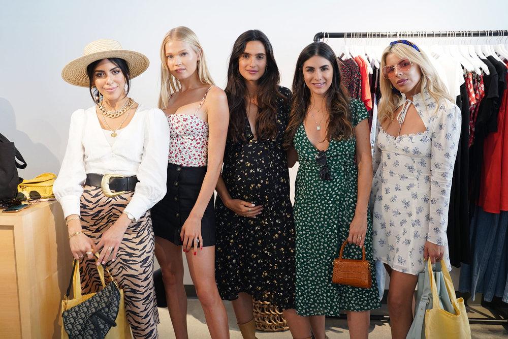 Tamar Tzubel, Vita Sidorkina-Morabito, Isabela Rangel Grutman, Rachael Russell Saiger, & Valeria Barrientos.jpg