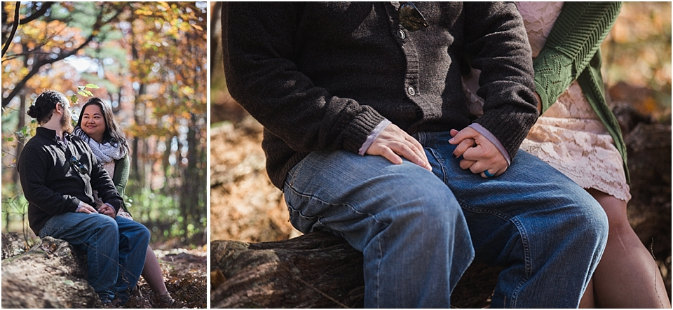 Alisone Joe Montclair State University Engagement Session - Kamp Weddings_0011.jpg