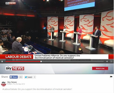 Sky News Labour Debate