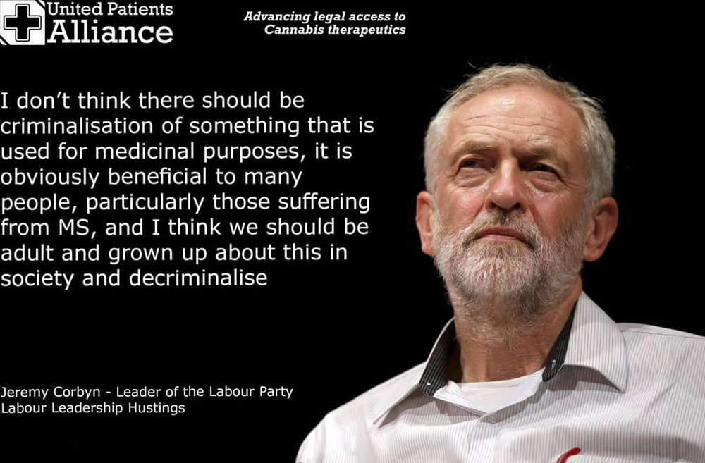 Jeremy Corbyn - Labour Leadership Hustings