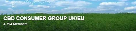 CBD CONSUMER GROUP UK/EU