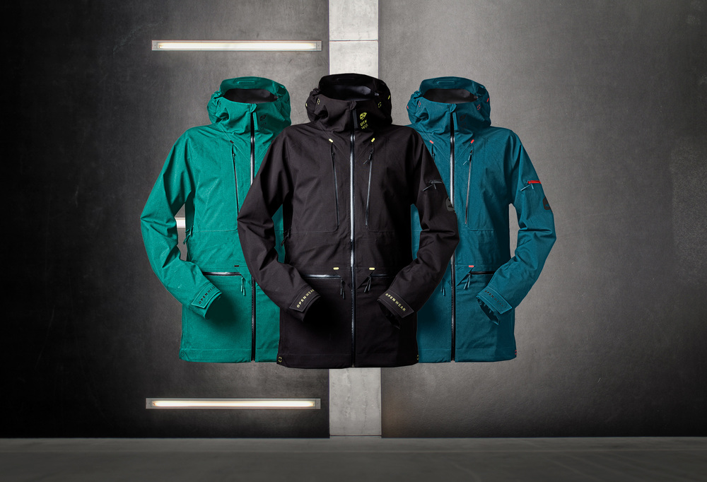 Open Wear - Open One - Best Powder Ski Snowboard Jacket