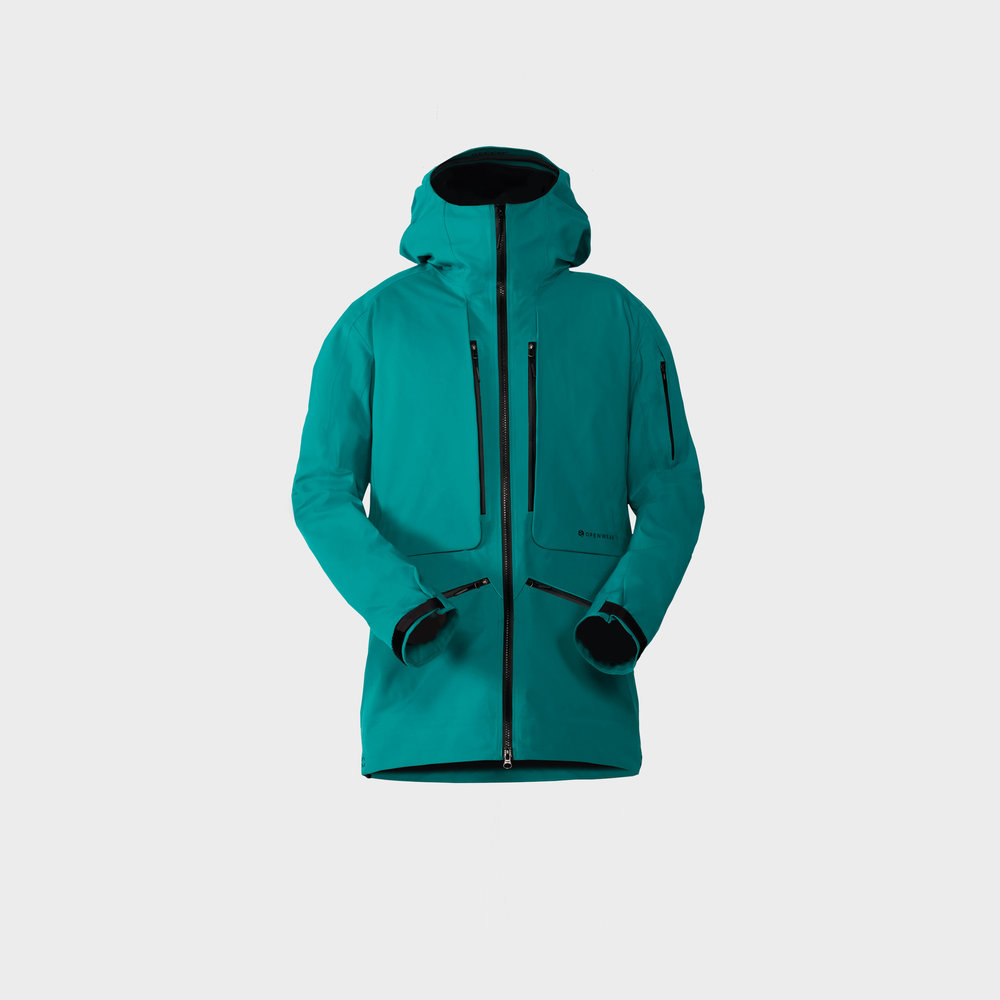 Open One - Jacket M Green.jpg