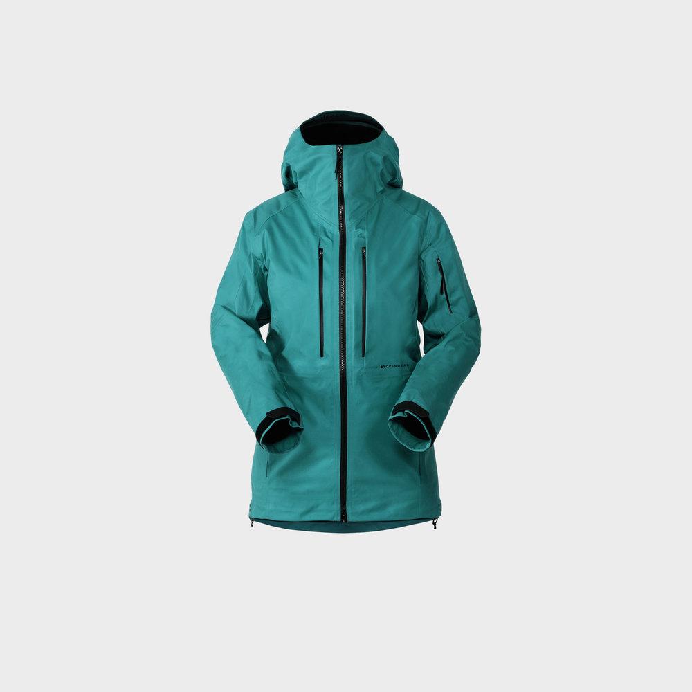 Open One - Jacket W Green.jpg
