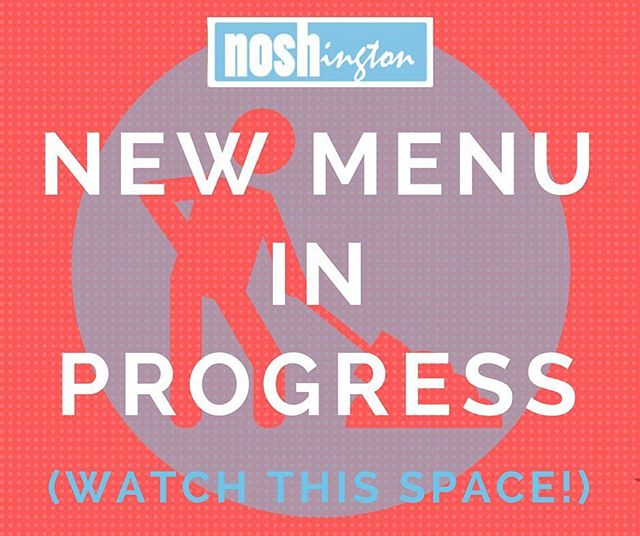 We're working on some pretty exciting dishes for our new menu... (this may include hot pots!) #Noshington