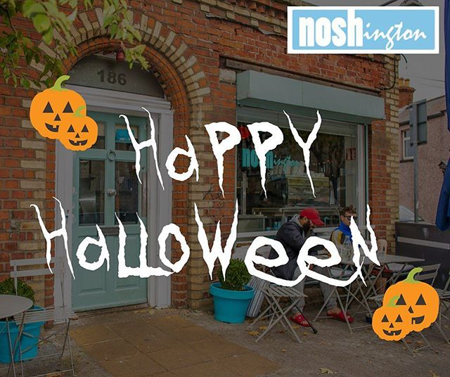 Wishing all our customers a very SPOOKY #Halloween... 👻 🎃. #Noshington