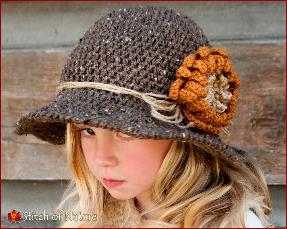 Walden Sunflower Wide-brim Hat (16001)
