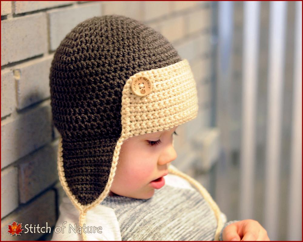 Skylar Aviator Hat (16006)