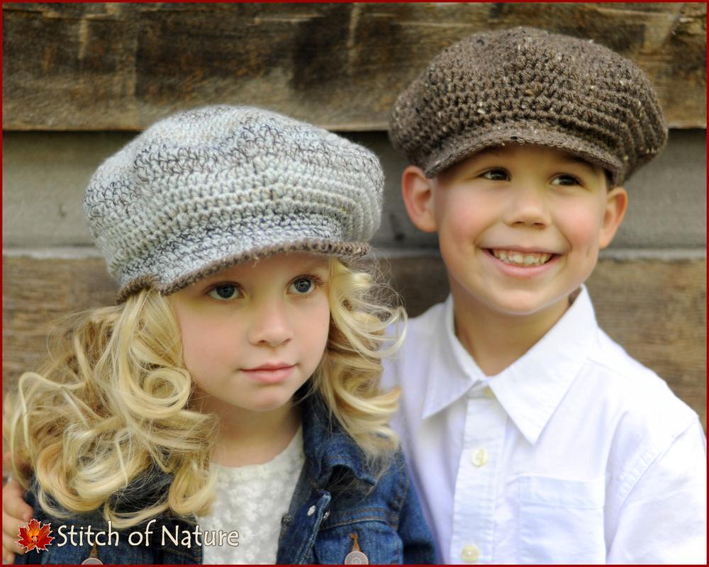 Belmont Scally Cap/Newsboy Hat (16019)
