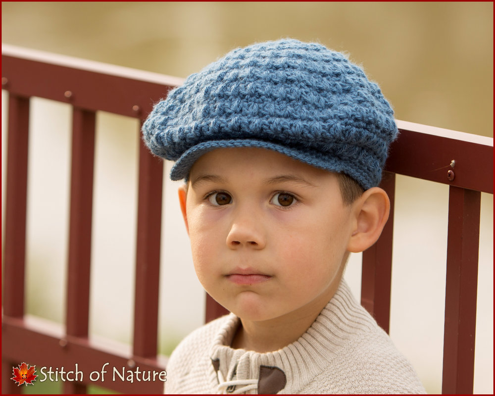 Collins Scally Cap/Newsboy Hat (16038)