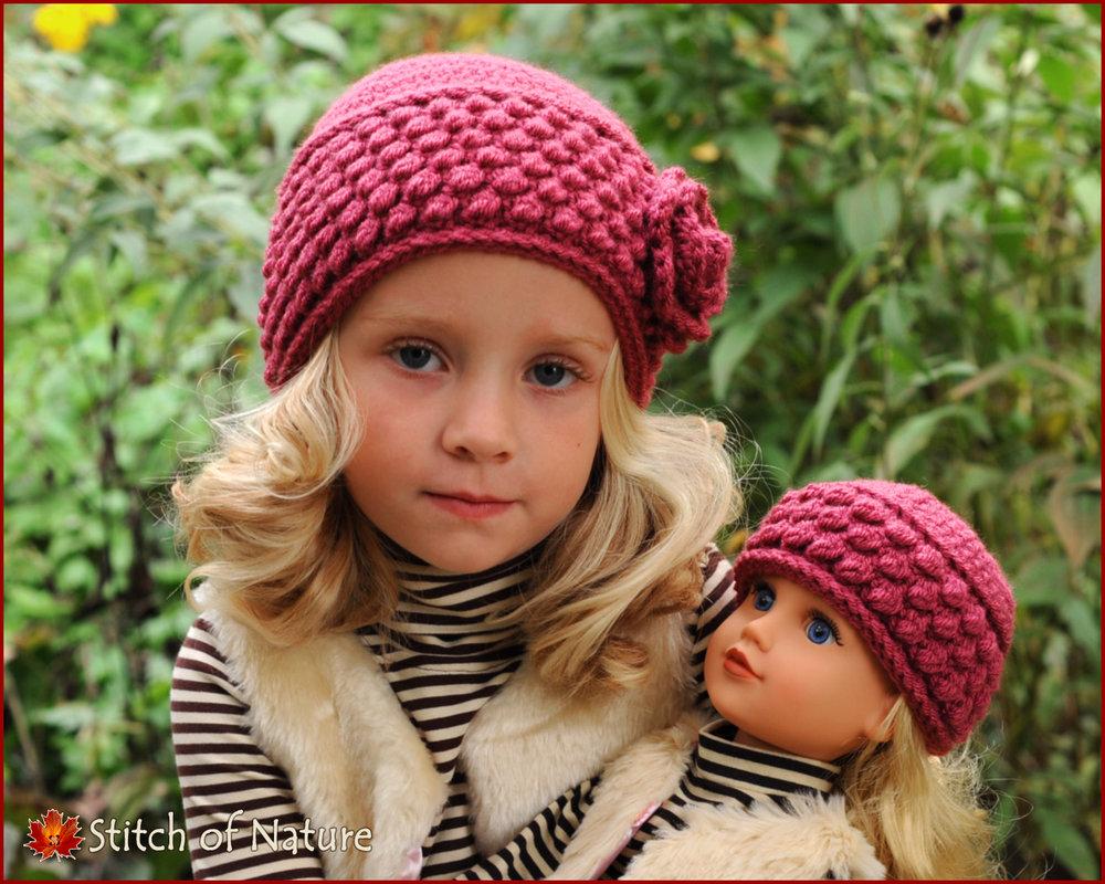 Rosedale Vintage Hat (16046)