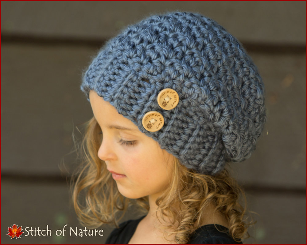Woodridge Slouchy Hat (16059)