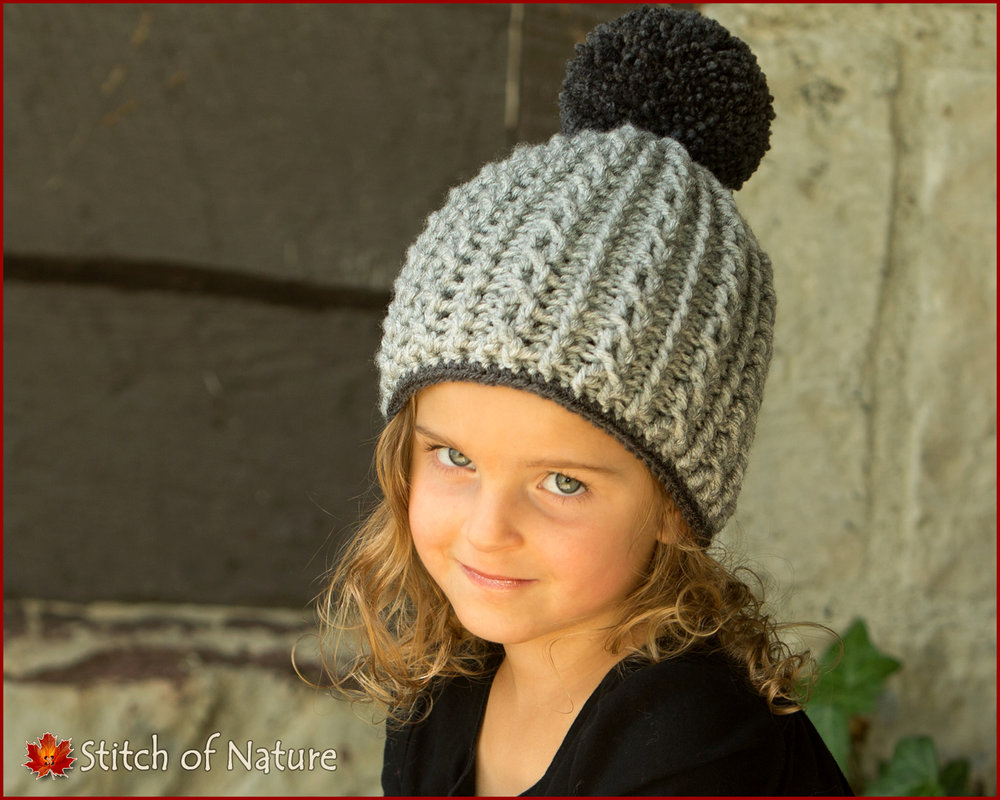 Silvertree Cabled Beanie (16064)