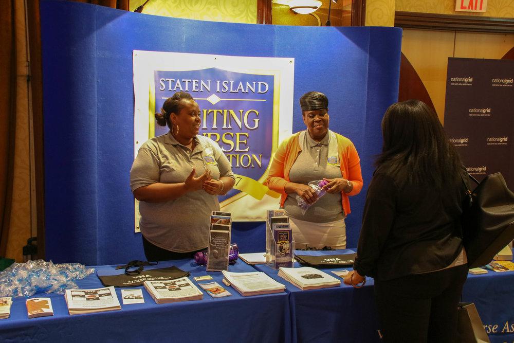 Barrington Burke-Green Visiting Nurse Association of Staten Island 718-816-3437