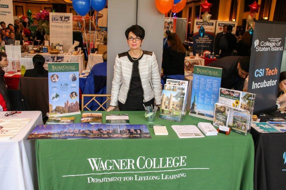 Sharon Guinta Wagner College 718-390-3221