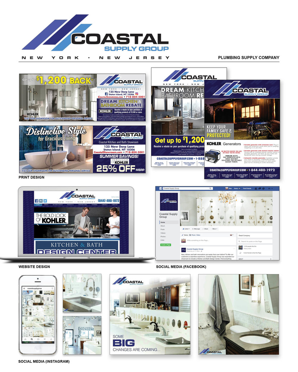Coastal Supply Group  - Powered by Valpak