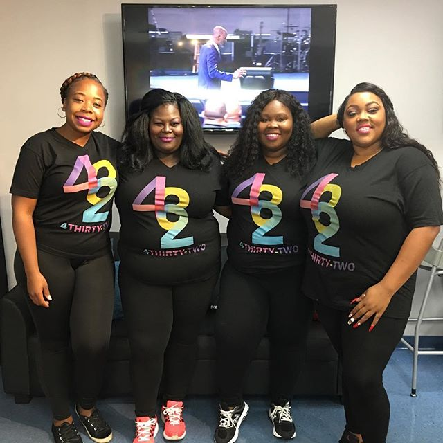 Thank you @fox46charlotte for the opportunity to showcase in our own CITY!!! . . . #fox46 #tv #curvysquad #television #dancegroup #dancingintounity #unity #fullfiguredfashion #plussizedance #loveyourcurves #allnatural #celebratemysize #labelcurv #plusisequal #plussizefashion #plussizemodel  #DreamBig #curvychick  #curvyfashionista