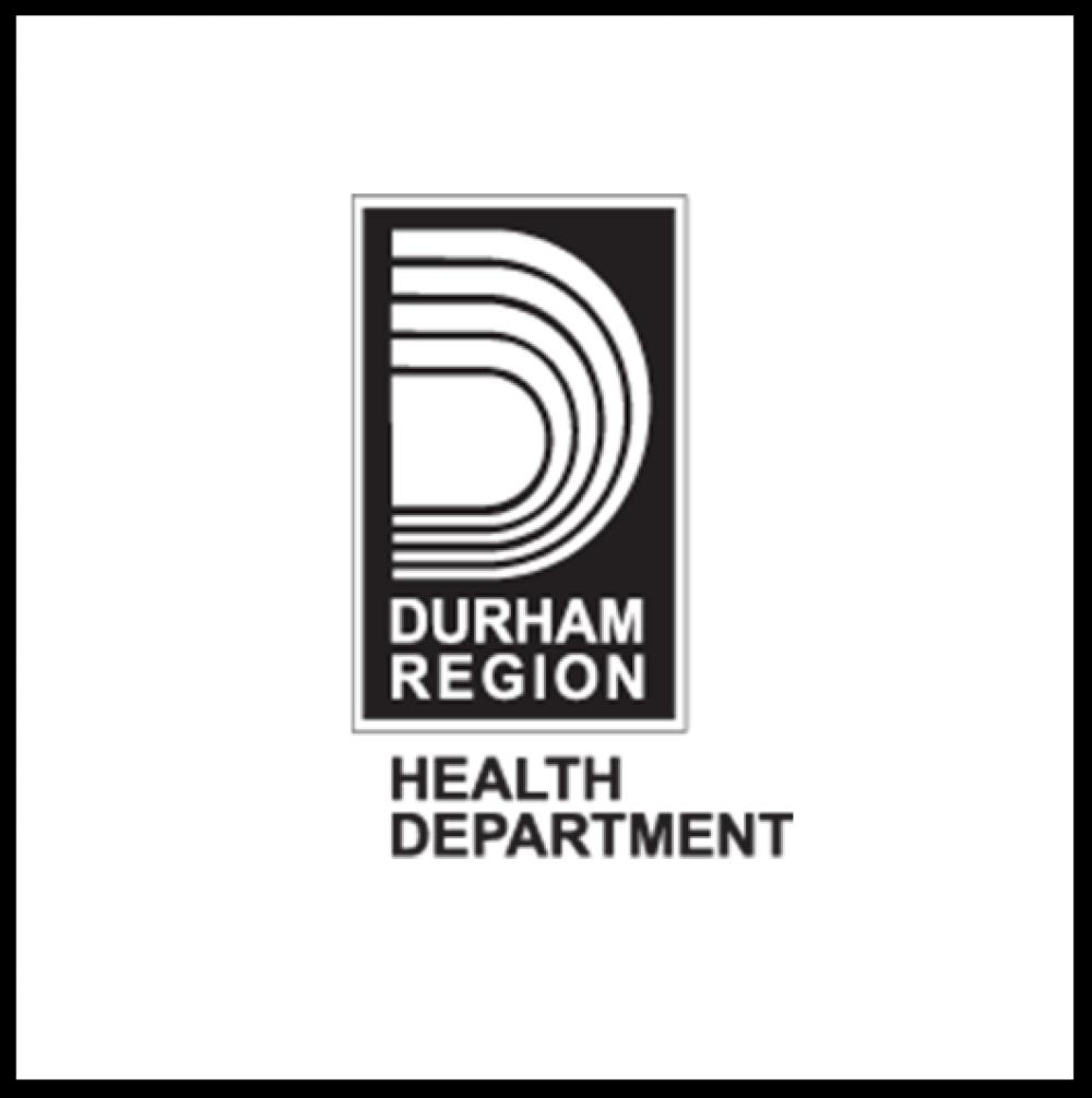 Durham Region Health Department logo - client list