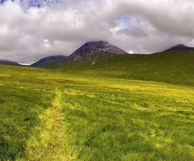 #Paps #Jura #Scotland #singletrack