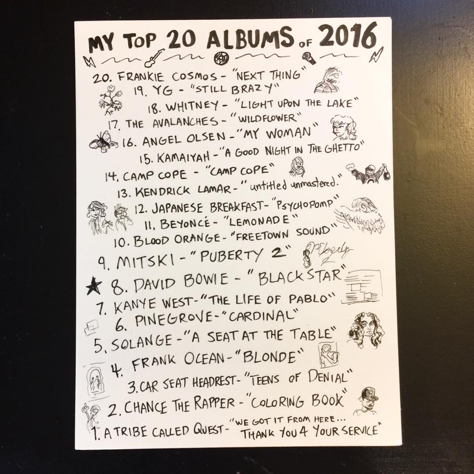 topalbums2016