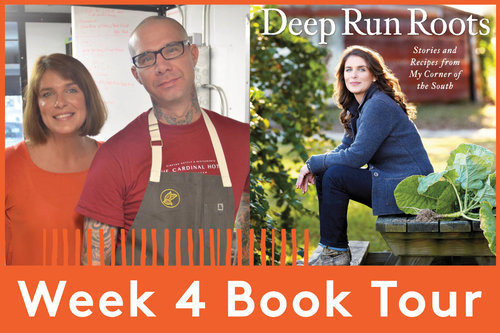 Book Tour | Week 4 in Pictures