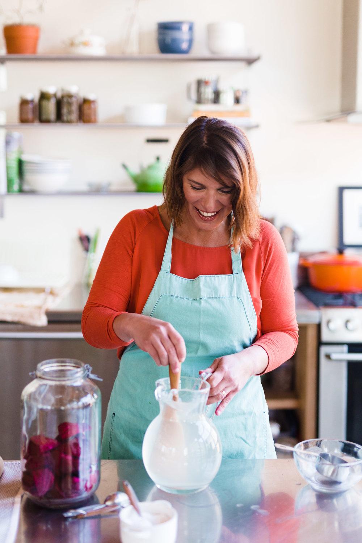 beet kvass vivian howard chefs life recipes photographs by baxter miller