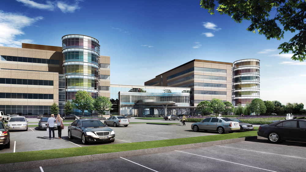 Set to open in 2017, Texas Children's Hospital The Woodlands will be North Houston's first freestanding pediatric hospital.