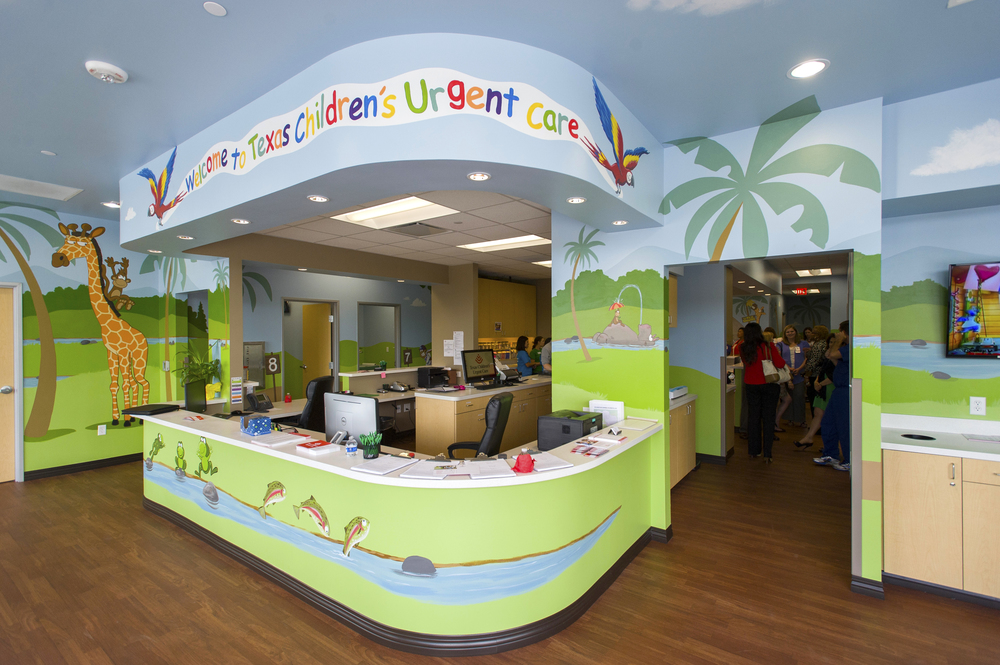 Texas Children's Urgent Care has three locations in Houston specifically equipped to diagnose and treat common pediatric illnesses and injuries.